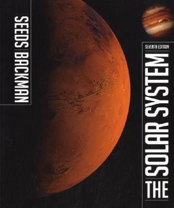 Solar System  7th 2011 edition cover