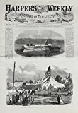 Harper's Weekly June 20 1863  N/A 9781557097361 Front Cover