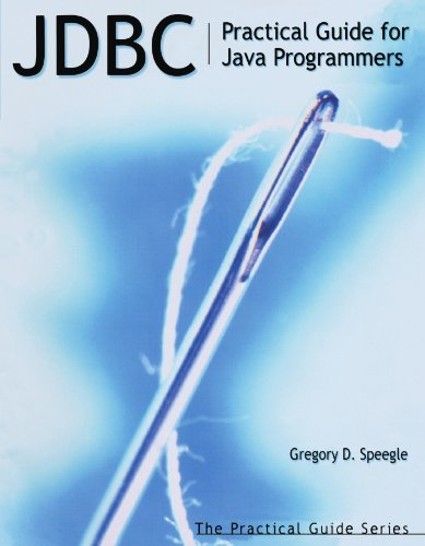 Jdbc Practical Guide for Java Programmers  2001 edition cover