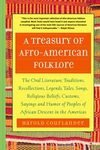 Treasury of African Folklore The Oral Literature, Traditions, Myths, Legends, Epics, Tales, Recollections, Wisdom, Sayings, and Humor of Africa 2nd 1996 9781569245361 Front Cover
