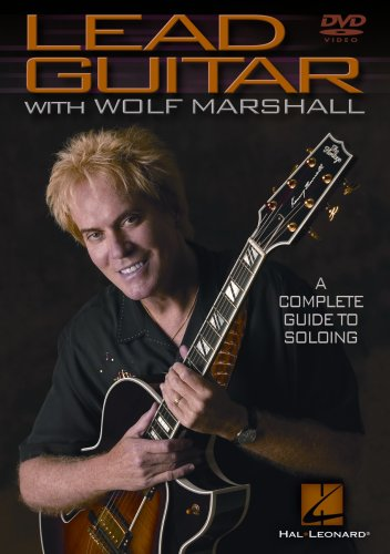 Lead Guitar with Wolf Marshall: A Complete Guide to Soloing System.Collections.Generic.List`1[System.String] artwork