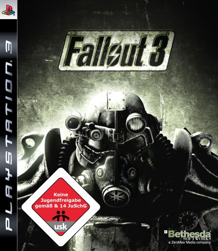 Fallout 3 PlayStation 3 artwork