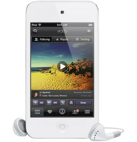Apple iPod Touch - 8GB - White (4th Generation) product image