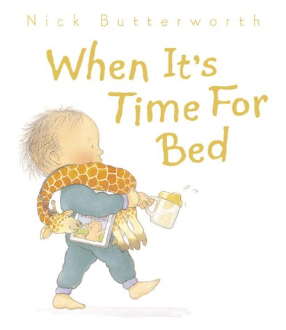 When It's Time for Bed (Collins Baby & Toddler) N/A edition cover