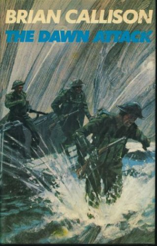 Dawn Attack   1972 edition cover