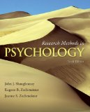 Research Methods in Psychology  10th 2015 9780077825362 Front Cover
