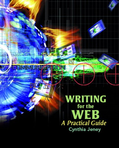 Writing for the Web A Practical Guide  2007 edition cover