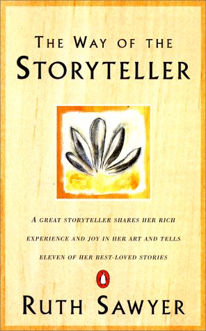 Way of the Storyteller   1962 (Revised) edition cover