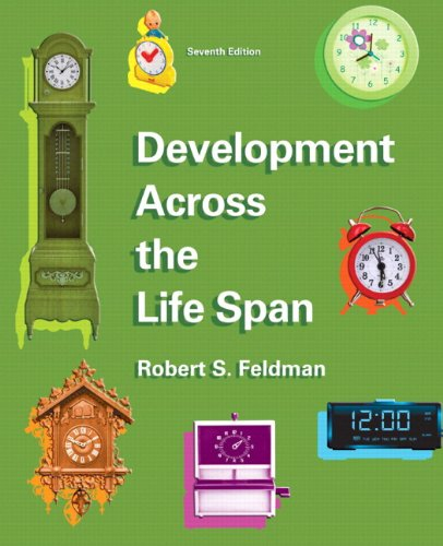 Development Across the Life Span Plus NEW MyPsychLab with EText -- Access Card Package  7th 2014 edition cover