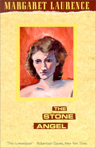 Stone Angel  N/A 9780226469362 Front Cover