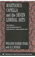 Marriage of Philology and Mercury  N/A edition cover