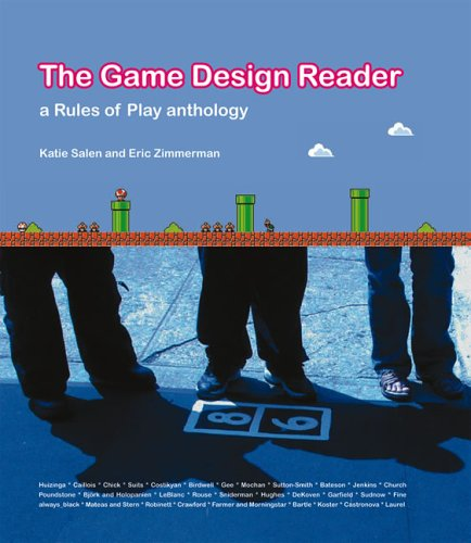 Game Design Reader A Rules of Play Anthology  2005 edition cover