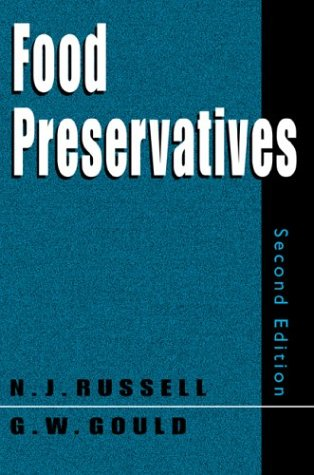 Food Preservatives  2nd 2003 (Revised) 9780306477362 Front Cover