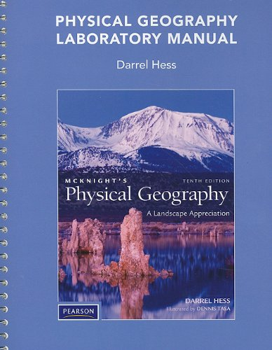 Physical Geography  10th 2011 edition cover