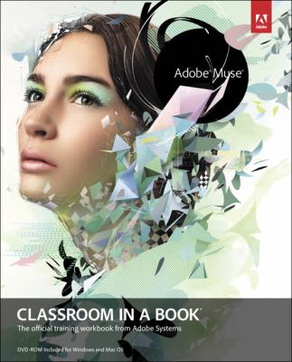 Adobe Muse Classroom in a Book   2012 edition cover