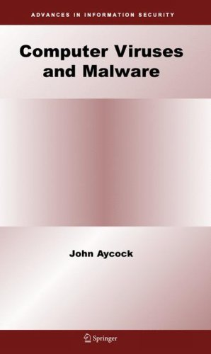 Computer Viruses and Malware   2006 edition cover
