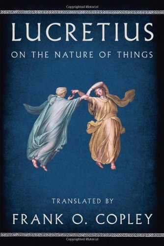 On the Nature of Things   2011 edition cover