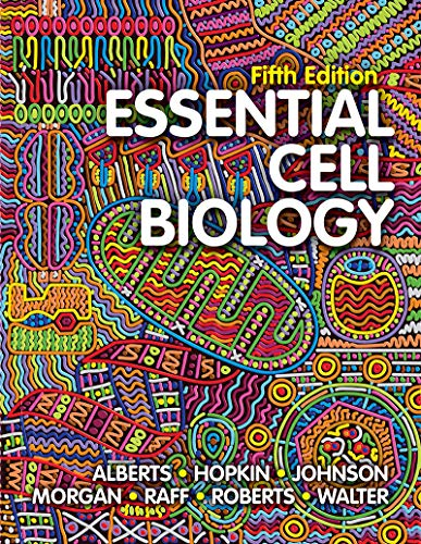 Cover art for Essential Cell Biology, 5th Edition