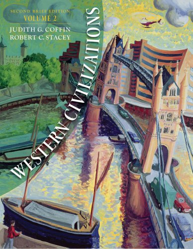 Western Civilizations  2nd (Brief Edition) edition cover