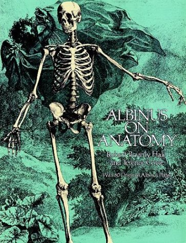 Albinus on Anatomy   1988 edition cover