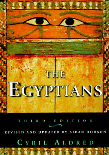 Egyptians  2nd 1998 (Revised) edition cover