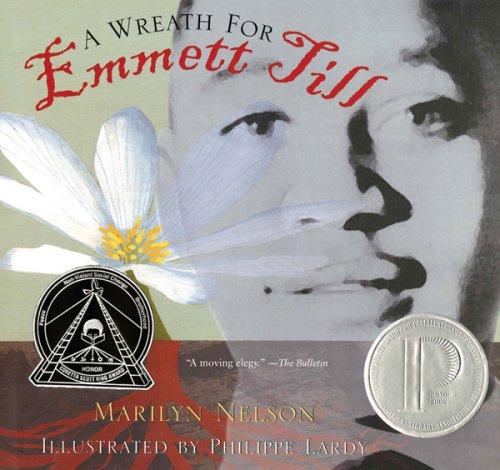 Wreath for Emmett Till   2009 edition cover