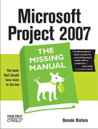 Microsoft Project 2007   2007 9780596528362 Front Cover