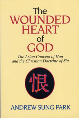 Wounded Heart of God   1993 edition cover