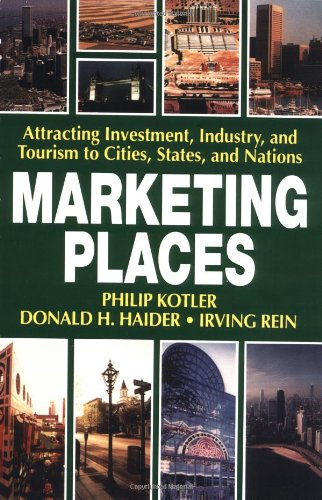 Marketing Places   2002 edition cover