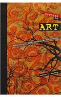 Studies in Art Institutions Form Materials, and Meaning Revised  9780757550362 Front Cover