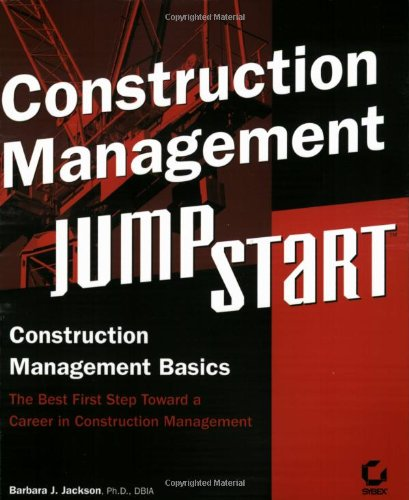 Construction Management JumpStart   2004 edition cover
