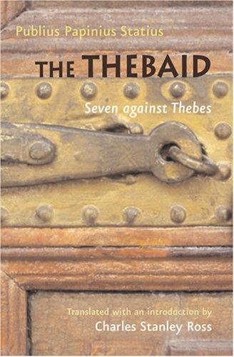 Thebaid Seven Against Thebes  2005 edition cover