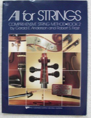 All for Strings Conductor Score Bk. 2 : Viola N/A edition cover