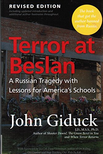 TERROR AT BESLAN               N/A 9780976775362 Front Cover
