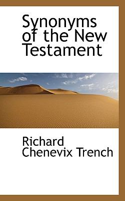 Synonyms of the New Testament  N/A 9781116705362 Front Cover