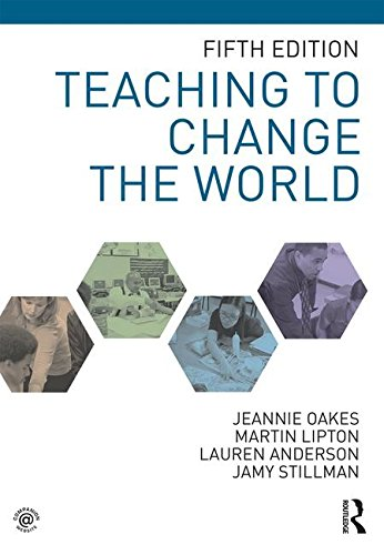 Teaching to Change the World  5th 2018 9781138569362 Front Cover
