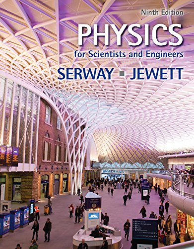 Physics for Scientists and Engineers, Hybrid  9th 2014 edition cover