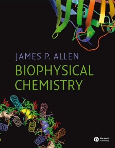 Biophysical Chemistry   2008 edition cover