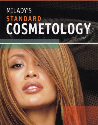 Milady's Standard Cosmetology 2008   2008 edition cover