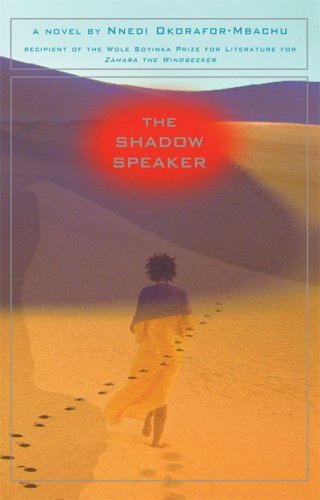 Shadow Speaker   2010 edition cover