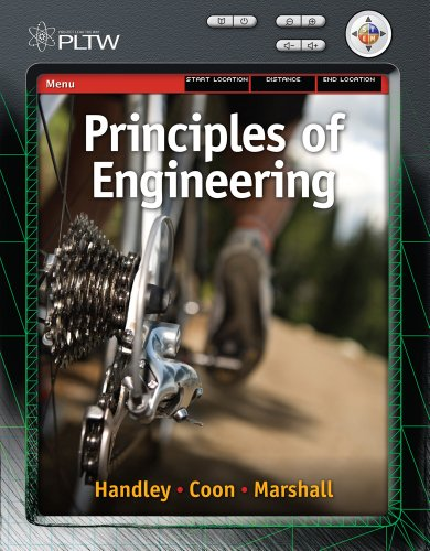 Principles of Engineering   2012 edition cover