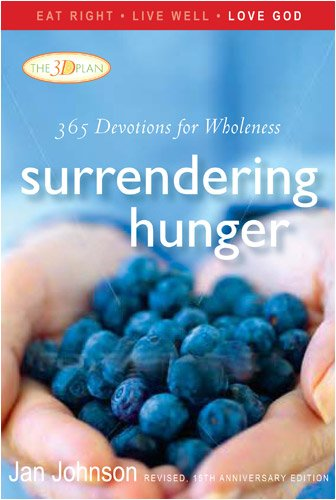Surrendering Hunger 365 Devotions for Wholeness 15th (Revised) 9781557256362 Front Cover