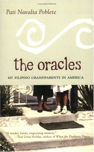 Oracles My Filipino Grandparents in America  2006 edition cover
