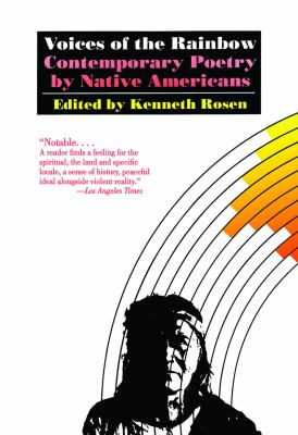 Voices of the Rainbow Contemporary Poetry by Native Americans  2012 edition cover