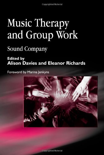 Music Therapy and Group Work Sound Company  2002 edition cover