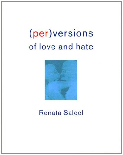 (Per)Versions of Love and Hate  N/A edition cover