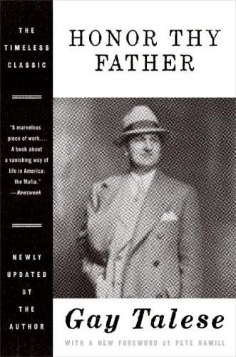 Honor Thy Father   2009 edition cover