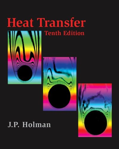 Heat Transfer  10th 2010 edition cover