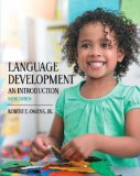 Language Development An Introduction 9th 2016 edition cover