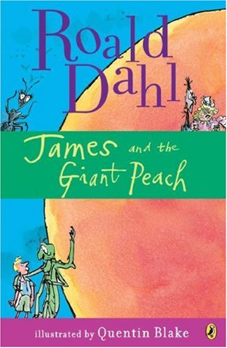 James and the Giant Peach  N/A 9780142410363 Front Cover